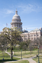 Texas Capital Building, Austin Texas